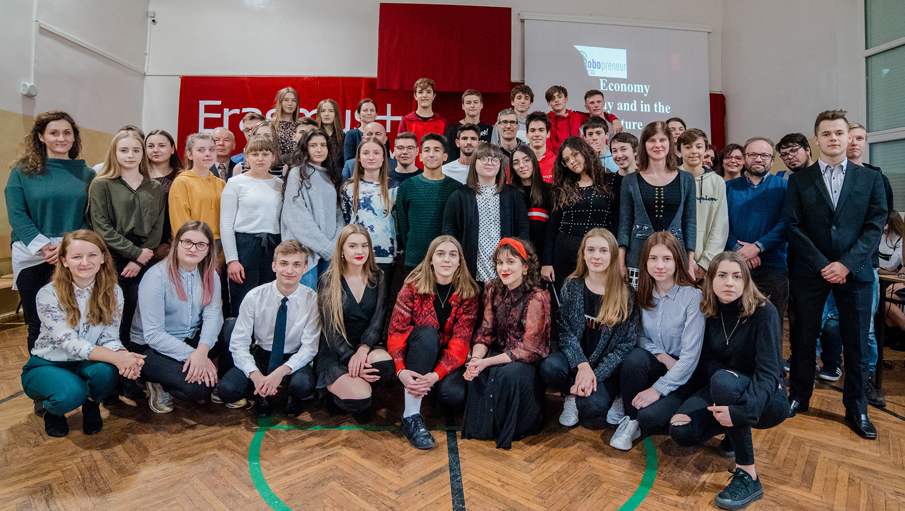 Video of the third Erasmus+ mobility in Poland